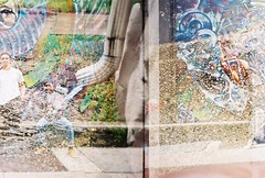 Triple exposure (sammylevy) Tags: photography shootfilm colorfilm color shoot tripleexposure doubleexposure 35mm film