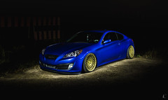 vee light paint-5 (tristostopher) Tags: genesis hyundai agwheels stance stanceeast offensivefitment baggedproper t6s canon moncton canada