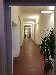 Biblioteca Ragioneri - prospettive (ada.ascari) Tags: sestofiorentino biblioteca prospettiva architettura interni corridoio