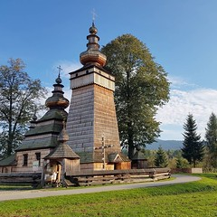Incredible Wooden Church of St. Paraskevi in Kwiato #Poland #UNESCO #travel (Joo Leito  Nomad Revelations) Tags: travel traveling blogger explore world tourism adventure instagram