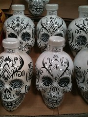 Tequila, Costco (Brave Heart) Tags: forsale skulltequila skull costco tequila