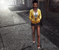 under the rain.. (Morgana Direwytch for GLAM!) Tags: parker tres chic venue rinka fiore indigo scinkilla salvadori meva