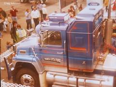 photo by secret quirrel (secret squirrel6) Tags: secretsquirrel6truckphotos craigjohnsontruckphotos ford fordlouiville truck truckshow fun above 1970s sandown people display