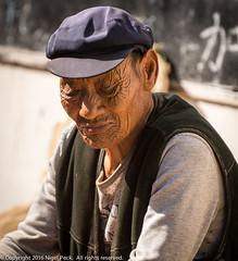 Character Street Portrait, Dali, China (Pexpix) Tags: character chinese hardlife male man old portrait property street wrinkles dalibaizuzizhizhou yunnansheng china