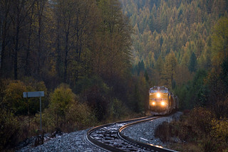 UP 5533, Tochty BC