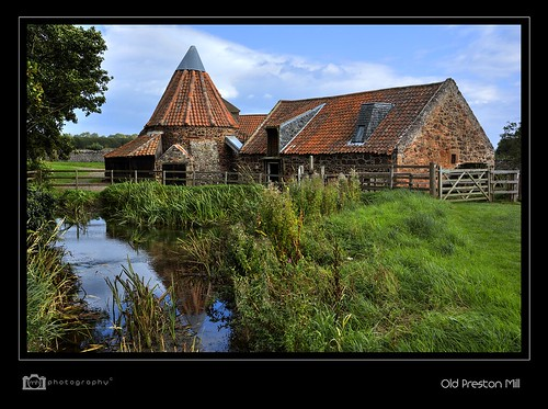 Old Preston Mill
