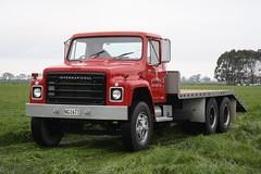NG 1671 (ambodavenz) Tags: international s1900 truck timaru south canterbury island classic tour new zealand