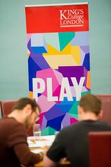 PLAY Festival Day 6-33 (kingsarts) Tags: kingscollegelondon kingsartshums ahfest play2016