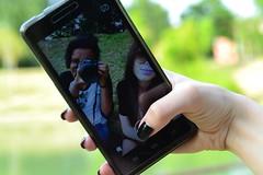 photos (sarakahsay) Tags: photography telephone nikon photo summer june 2016 girls love green bologna italy park