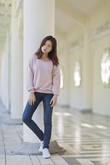 Christina039 (greenjacket888) Tags: asian asianbeauty cute beautiful md model 5d3 5diii 85l 85f12       christina