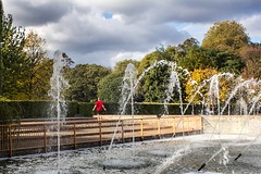 Transcendence (EyeOfTheLika) Tags: ifttt 500px water nature tree landscape park wood fall outdoors environment season scenic weather fair sky clouds fitness red fountain lika wellbeing london battersea street skip skipping health