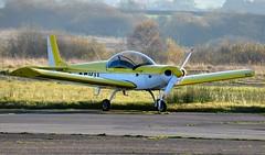 G-CFKH (goweravig) Tags: gcfkh visiting zenair zodiac aircraft ch601xl swansea wales uk swanseaairport