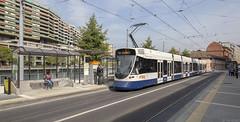 Quai du Rhne (Tim Boric) Tags: tram tramway streetcar strassenbahn genve geneva genf stadler tango quaidurhne tpg