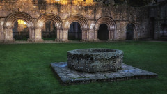 20161022 (RenaldasUK) Tags: yorkshire fountainsabbey canon canon6d ruins history medieval abbey england uk