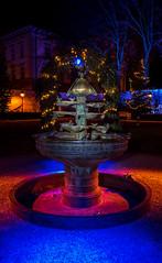 2016-11-29_Immenstadt-6 (Wolfgang_L) Tags: immenstadt brunnen weihnachten allgu nacht nachtaufnahme bunt