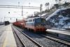 Hector Rail BR 142, Spade 2011-04-13 (Michael Erhardsson) Tags: örnsköldsvik övik botniabanan 2011 vår april godståg hector rail ellok spade br 142