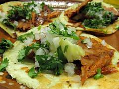 Tacos Pastor at Panchos Takos in Puerto Vallarta, Mexico (albatz) Tags: panchostakos puertovallarta mexico tacos tacospastor food