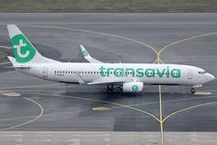 Transavia France Boeing 737-8K2 F-GZHX (c/n 41343) (Manfred Saitz) Tags: vienna airport schwechat vie loww flughafen wien transavia france boeing 737800 b738 738 fgzhx freg