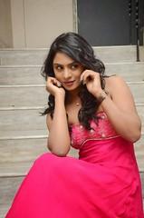South Actress Deepika Das Hot in Pink Dress- Photos Set-6 (14)
