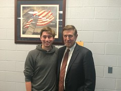 """Yorktown High School Young Democrats • <a style=""""font-size:0.8em;"""" href=""""http://www.flickr.com/photos/117301827@N08/30704564090/"""" target=""""_blank"""">View on Flickr</a>"""