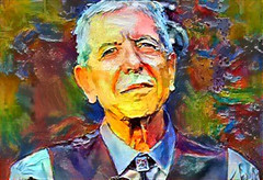 Leonard Cohen 1934-2016 (artyfishal44) Tags: leonardcohen 19342016 artyfishal44 jim photoshop digital art abstract awardtree hypothetical illusion perception dreamteacher youniverse colourtheory newreality mindtraveller nature choice change downunder catdoorman wideawakedreamer dangertoshipping gravitydefying digital2016 ommanipdmehum safejourney thankyou b jikan silence
