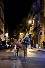 vivalavida (McrossEsFeliz) Tags: candela 50mm tango 70d canon eos canoneos eos70d movimiento noche mantrotto risa felicidad baile