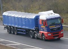 BD09NWF - Hayes Freight -001 (TT TRUCK PHOTOS) Tags: tt m5 strensham man tgx hayes