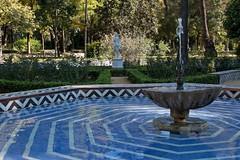 Parque de Maria Luisa Fountain ({House} Photography) Tags: spain seville sevilla andalusia europe travel photography canon 70d 24105 f4 housephotography timothyhouse parque de maria luisa park garden fountain statue