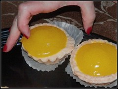Lemon Tarts - Photo Taken On November 24, 2016 And This Photo Was Cropped On November 27, 2016 - All Work by STEVEN CHATEAUNEUF (snc145) Tags: pastry dessert pie lemontarts bright bold vivid hand photo november242016 november262016 stevenchateauneuf vividstriking autofocus