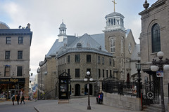 Corner Stone building (caribb) Tags: canada quebec quebeccity canadianhistory buildings urban city 2016 downtown centreville street streets centrum church architecture building outdoor road intersection