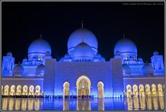 Sheikh Zayed Grand Mosque (Yatrik Sheth) Tags: mosque tomb abu dhabi abudhabi uae unitedarabemirates