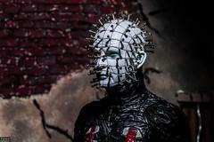 Pinhead (MadMartigen) Tags: hellraiser pinhead mezcotoyz figure horror cenobite