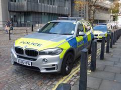 BX66 HFG (Emergency_Vehicles) Tags: bx66hfg metropolitan police bgw bmw x5 armed response vehicle london