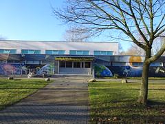 Sporthalle Alte Warnemnder Chaussee (fchmksfkcb) Tags: rostock mecklenburgvorpommern mecklenburg mecklenburgwesternpomerania