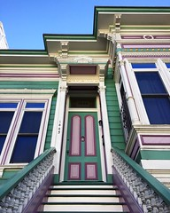 #levels (seanflannagan) Tags: sanfrancisco victorian oldhouse nopa victorianhouse architecture green home