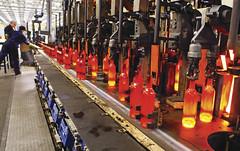 Glass Bottle Factory (LetsAllStayCalmHere) Tags: usa washington kalama