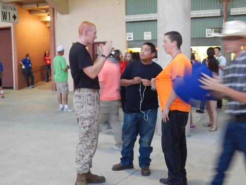 """Abilene Cooper vs. Abilene September 11,2015 • <a style=""""font-size:0.8em;"""" href=""""http://www.flickr.com/photos/134567481@N04/20720557453/"""" target=""""_blank"""">View on Flickr</a>"""