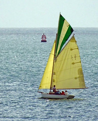 Z 7 in Carrick Roads (Cornishcarolin. Stupid busy!! xx) Tags: water boats cornwall thesea falmouth buoys falmouthweek workingboats carrickroads falmouthbay sun|sky|cloud lookoutforpiratesbyinviteonly