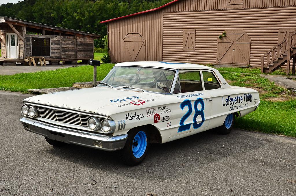 1964 Ford Galaxie: 390 & A 4-Speed!