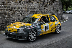 Milioli Maletti  Renault Clio Williams Maxi (davide.fazzari) Tags: car williams rally clio racing renault kit maxi ronde daveto maletti k11 milioli