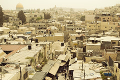 Jersualem from above (LG_92) Tags: above old trip summer panorama israel nikon cityscape rooftops jerusalem middleeast september 2015 d3100