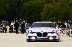 BMW CSL Hommage R Concept - Chantilly Arts et Elgance 2015 (Rmy | www.chtiphotocar.com) Tags: show france castle heritage car sport french photo nikon contest arts sigma style meeting best m r richard bmw concept hommage legacy coupe supercar csl coup sportscar motorsport chantilly bayerische elegance lightroom mille motoren werke