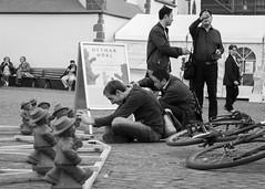 Frankfurt Rmer Deutsche Einheit (andre.douque) Tags: street de deutschland photo hessen frankfurt tourist streetphoto frankfurtammain rmer einheit scfm deutscheinheit scfm0010