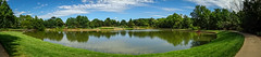 (automatic pano feature) (severalsnakes) Tags: park nature path walk sony arboretum trail kansas preserve overlandpark wx350 saraspaedy