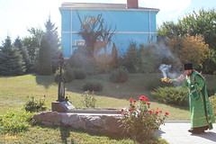 55. The commemoration day of St Sergius of Radonezh in Bogorodichnoe village / Праздник Прп. Сергия Радонежского в Богородичном