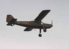 Dornier Do-27-A5 / EC-CHQ (vic_206) Tags: plane airshow mataro avioneta dornierdo27a5 canoneos7d ecchq canon300f4liscanon14xii festadelcel2015
