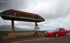 IMG_0448 (aaron_boost) Tags: tourism hawaii nissan oahu tourist northshore silvia honolulu haleiwa 240sx thebus nismo s13 aaronboost aaronboostgarage