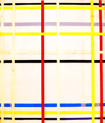 Mondrian (Thomas Hawk) Tags: sanfrancisco california museum painting sfmoma unfinished pietmondrian sanfranciscomuseumofmodernart newyorkcity2 formerlynewyorkcityiii