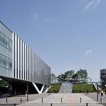 東京工業大学附属図書館の写真