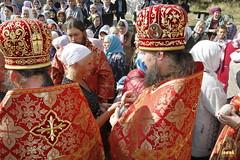 096. Patron Saints Day at the Cathedral of Svyatogorsk / Престольный праздник в соборе Святогорска